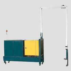 PR-105-B automatic pallet strapping machine